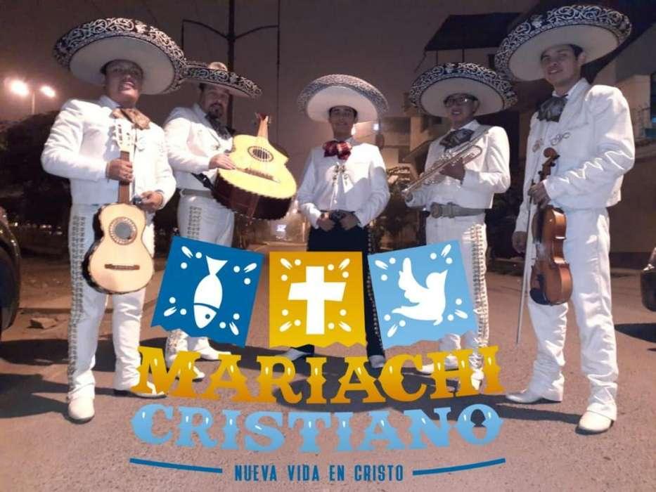 Mariachi Nueva Vida en Cristo Lima