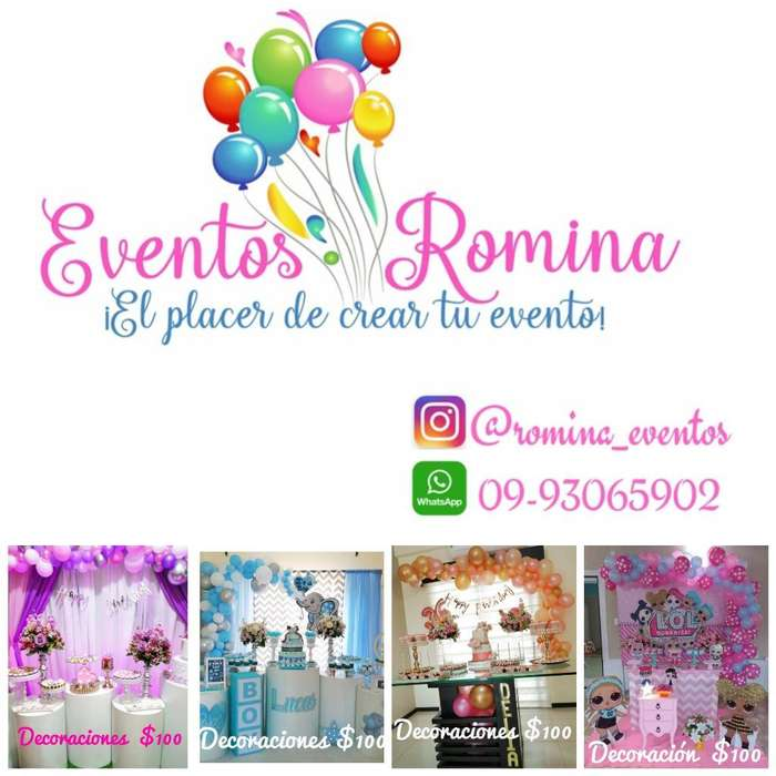 Decoramos Tu Evento