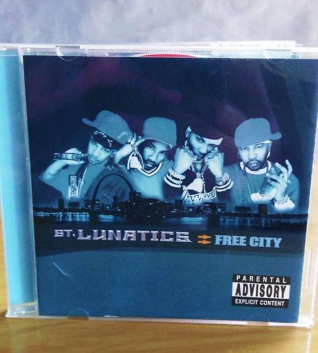 St. Lunatics / Free City cd Rap