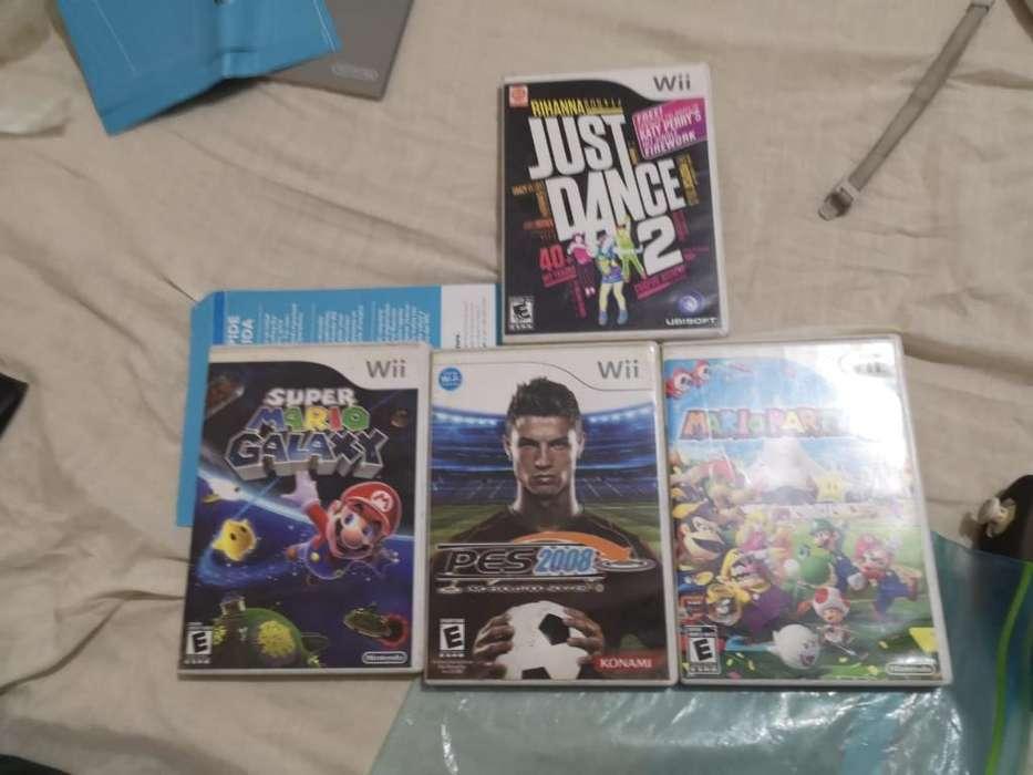 Juegos Nintendo Wii Originales