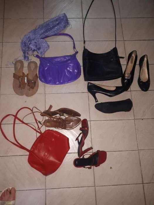 <strong>cartera</strong>s Y Zapatos 500 El Combo