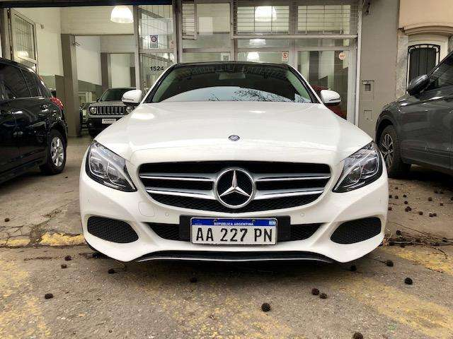 <strong>mercedes-benz</strong> Clase C 2016 - 56000 km