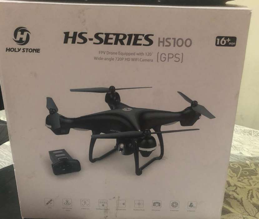 Dron Holy Stone Hs 100 <strong>gps</strong>