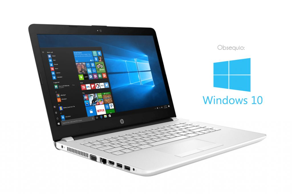 Portátil HP Intel Celeron 2.4Ghz / 4GB RAM/1Tb Disco Windows