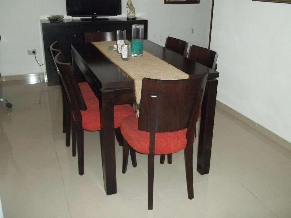 Escucho ofertas !! 6 <strong>silla</strong>s de guatambu !!