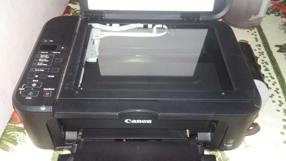 <strong>impresora</strong> Canon Mg3210 Wifi Duplex