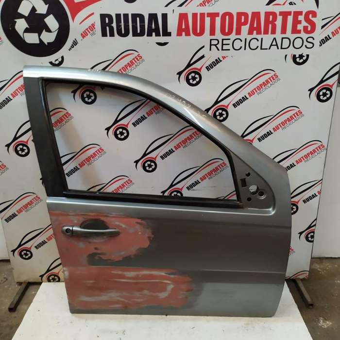 Puerta Delantera Derecha Fiat Siena 8550 Oblea:02498635
