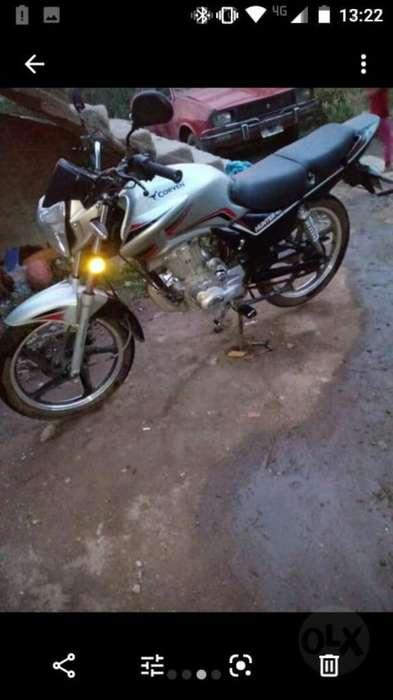 Vendo <strong>moto</strong> Corven 150