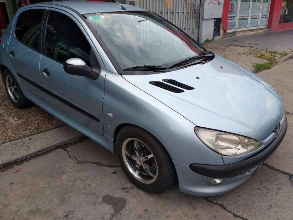 <strong>peugeot</strong> 206 2004 - 163800 km