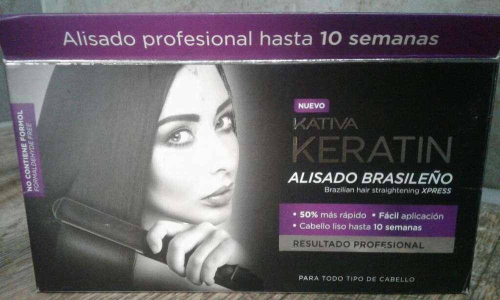 Oferta Crema Kativa Alisado