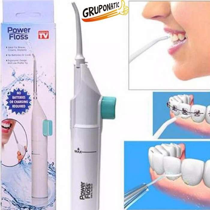 Limpiador Dental Irrigador Power Floss Gruponatic San Miguel Surquillo Independencia La Molina Whatsapp 941439370