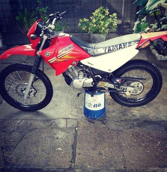 Moto <strong>yamaha</strong> Xtz 125cc