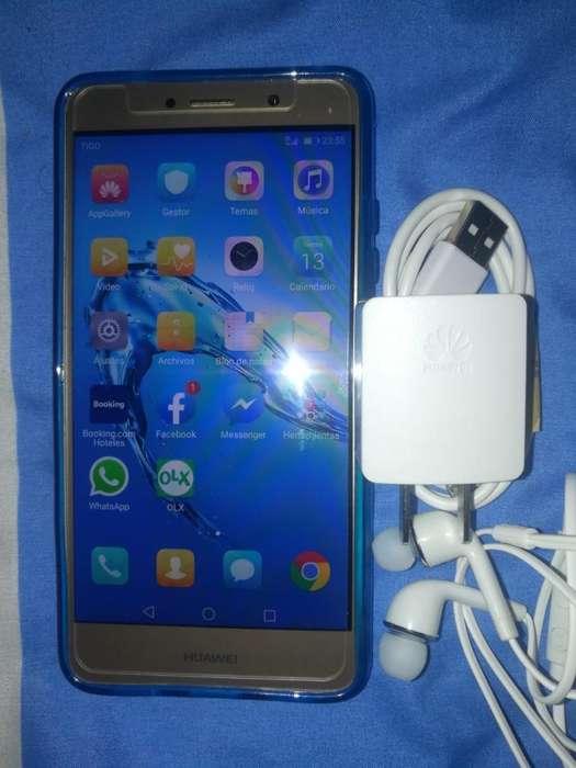 Ganga Bonito Huawei Y7 Prime Huella 32gb
