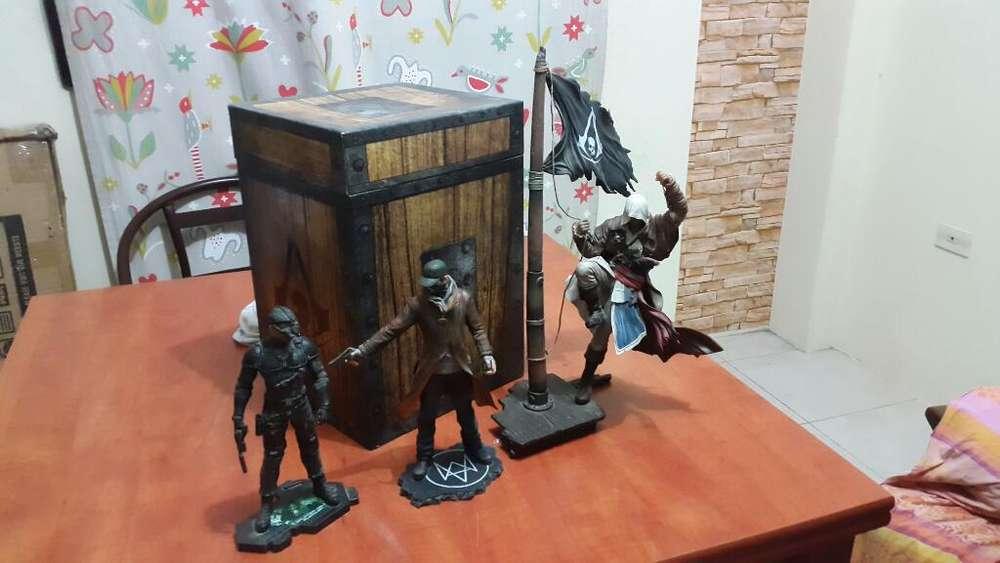 Estatuas de Video Juegos