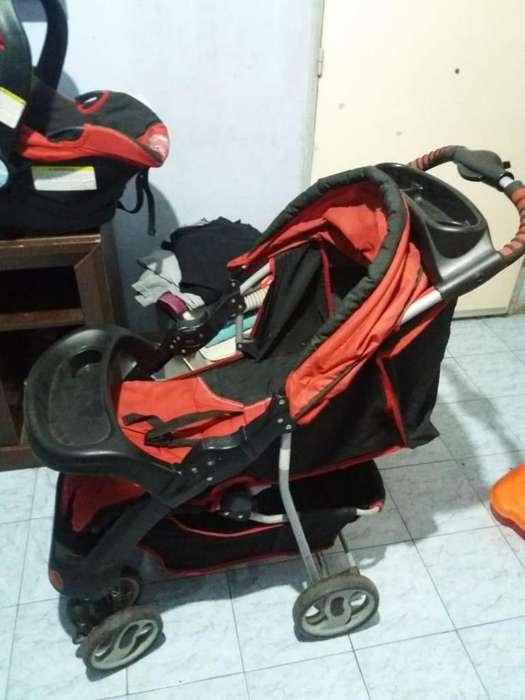 Cochecito de bebe INFANTI con huevito usado