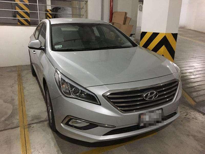 Hyundai Sonata 2015 - 24000 km
