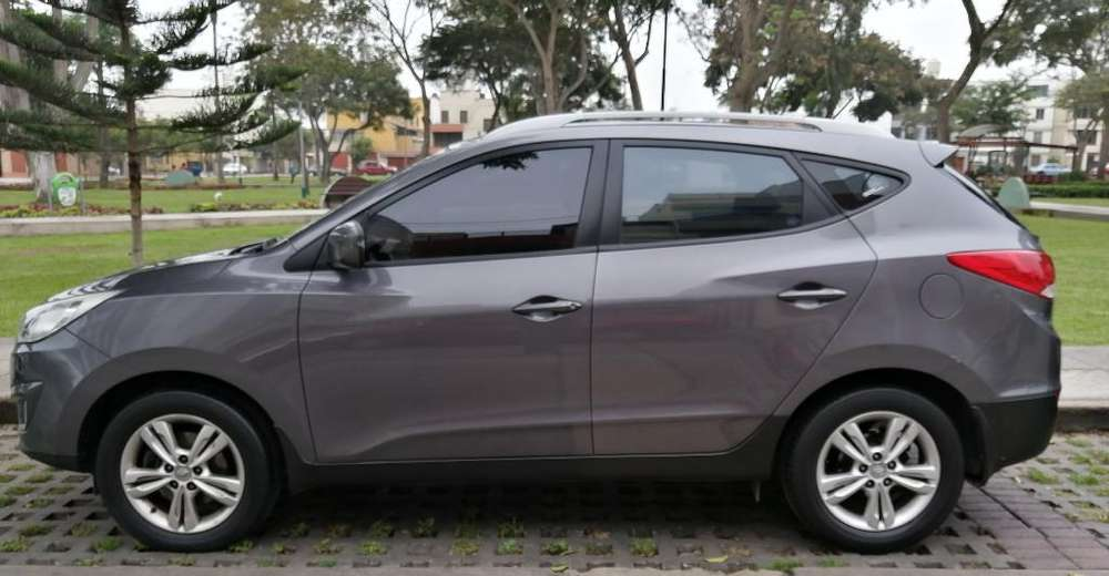 Hyundai Tucson 2011 - 81000 km