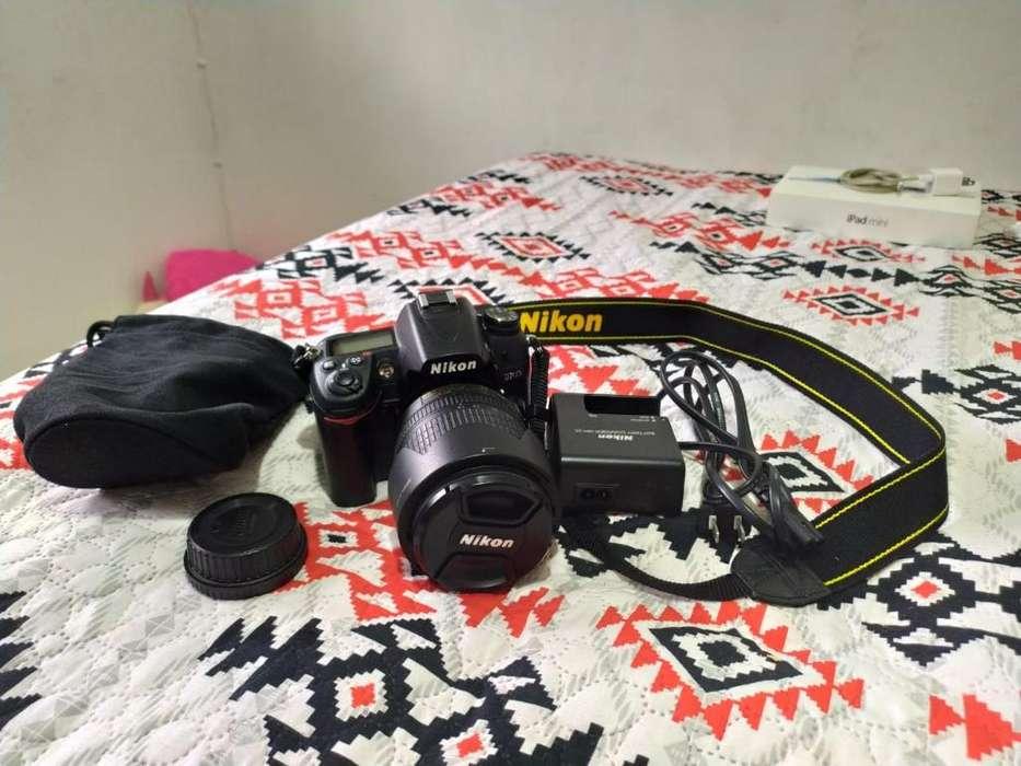 Nikon D7000 a La Venta,como Nueva