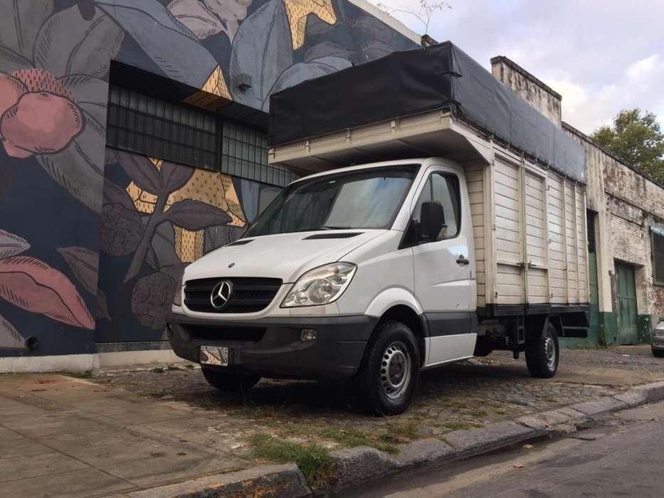 Mercedes-Benz Sprinter 2012 - 160000 km