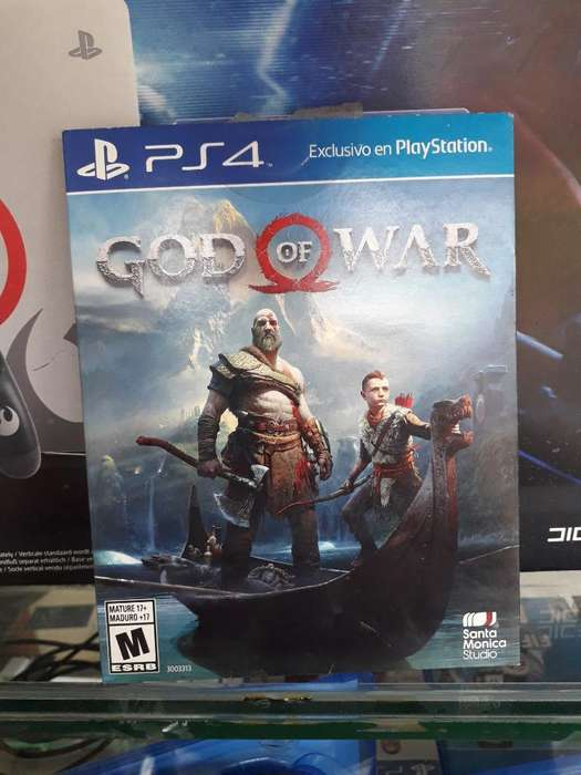 God Of War Ps4 en Palmira