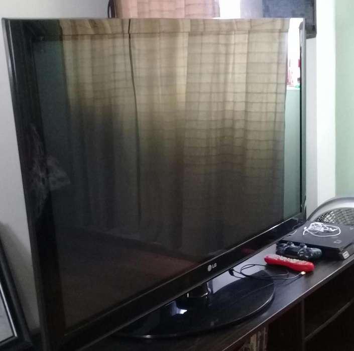 TV LG 50 pulgadas plasma