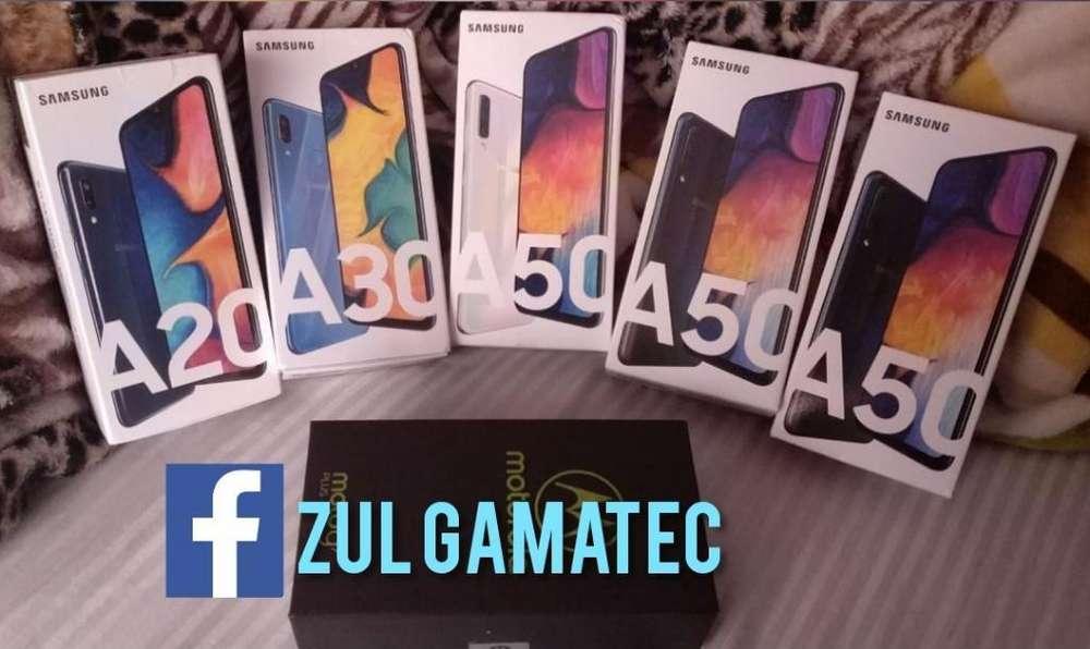 Samsung A20, A30,a50, Moto G7, Z3 ,power