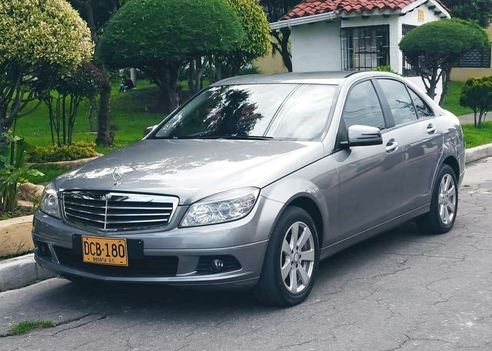 <strong>mercedes-benz</strong> Clase C 2009 - 95823 km