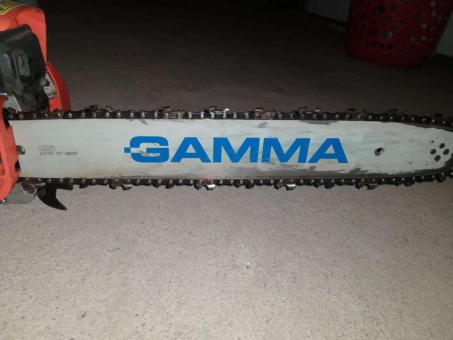 Motosierra Gamma