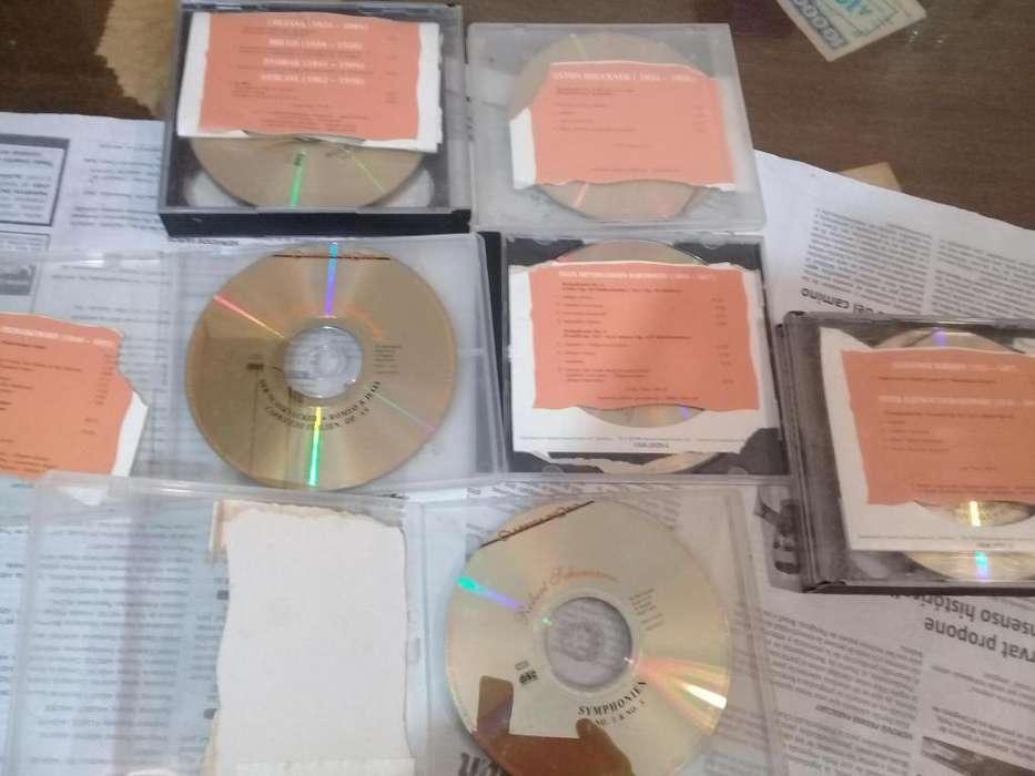 9 cd de coleccion musica clasica