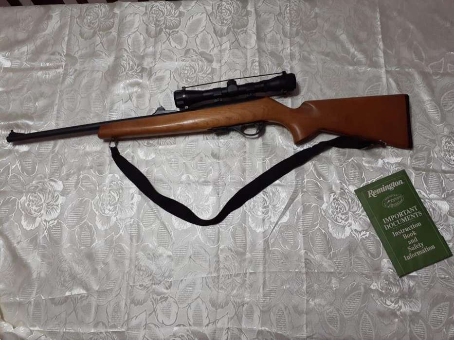 Carabina 22 Lr, Remington