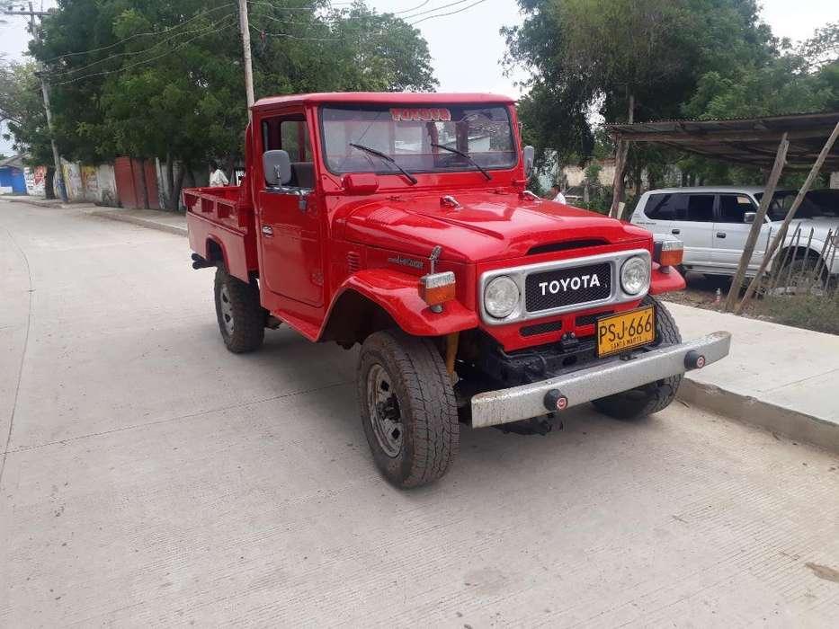 Toyota FJ 1966 - 200000 km