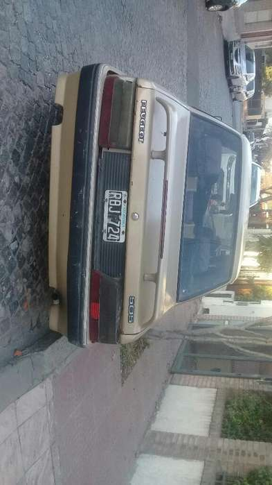Peugeot 505 1987 - 11111111 km