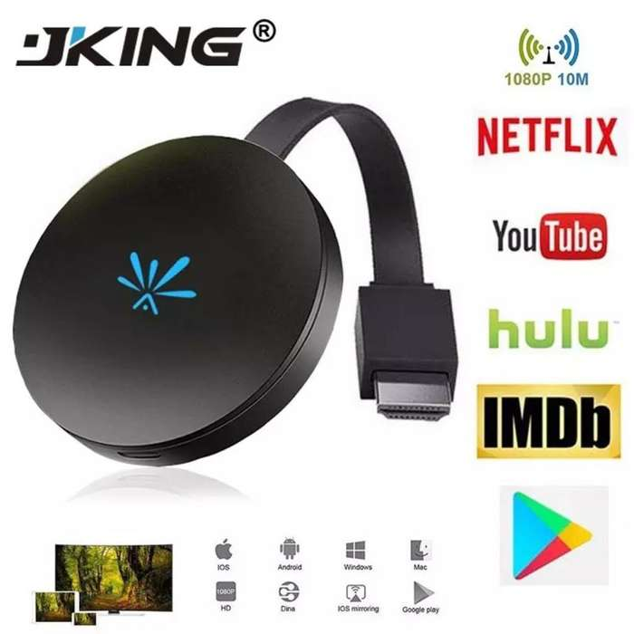 Chromecast Tv3, Usb Hdmi Receptores
