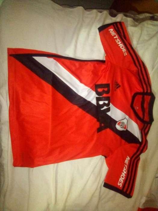 Camiseta de Futbol River Original Exelen