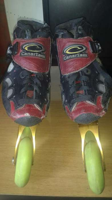 Patines Profesionales Talla 35 /84mm