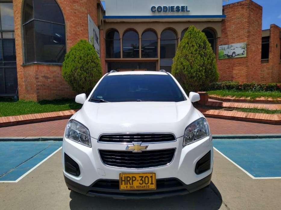 Chevrolet Tracker 2016 - 45000 km