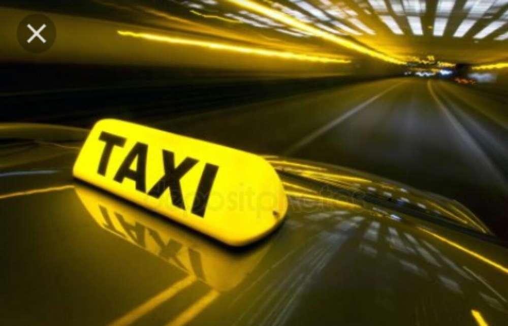 Busco <strong>chofer</strong> de Taxi