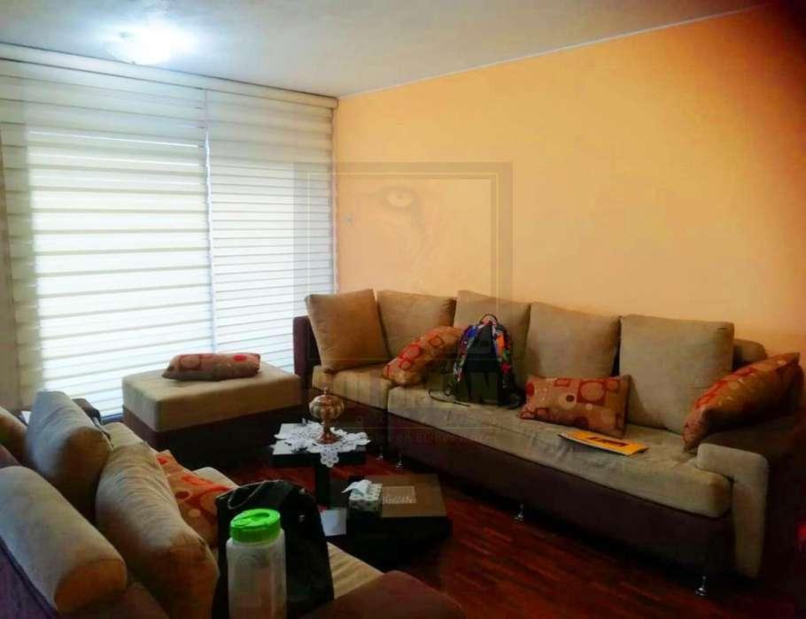La Carolina, departamento, 140 m2, amoblado, 3 habitaciones, 2 baños, 1 parqueadero