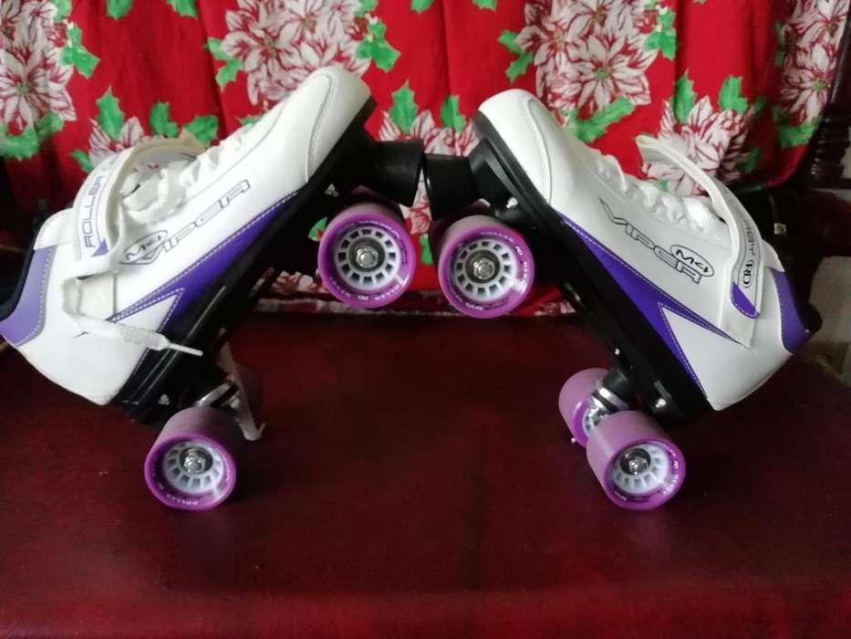 Patines 4 Ruedas Viper M4 Roller Derby