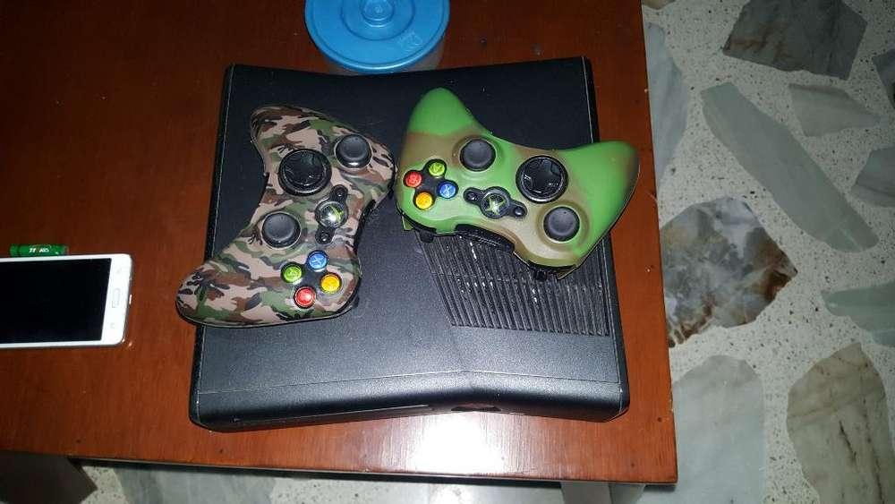 Se Vende Xbox Slim Lt6