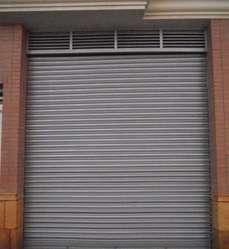 Puertas Enrollables o Esteras