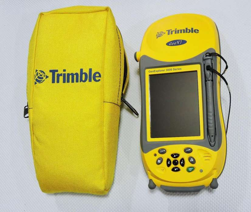 Gps Trimble Geoxt 3000 Series Submetrico Con Software Pf-4.2