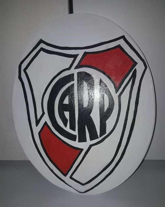 Cuadro de Escudo de Futbol