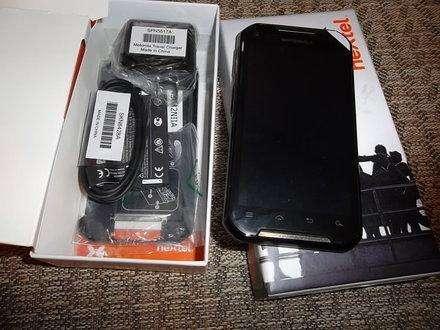 celular moto ironrock unico para usar watsap con linea <strong>nextel</strong>