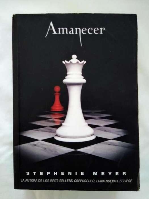 Amanecer - Stephanie Meyer