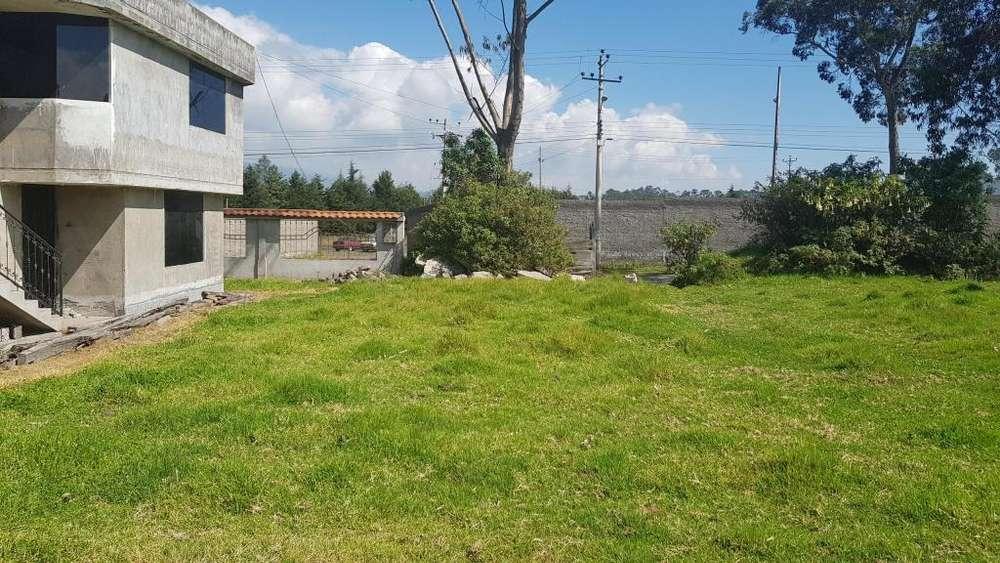 Aloag, San Alfonso, Sector industrial, vendo terreno 17158 m2. Construcción 500 m2.