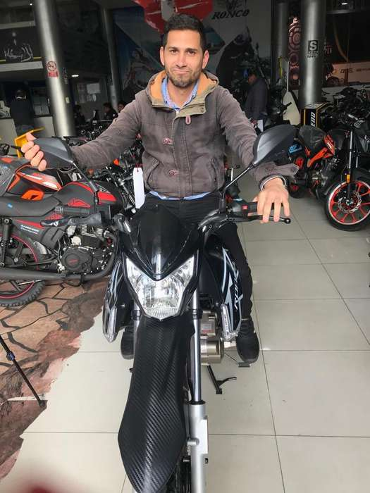 Motorizado con moto propia busco empleo