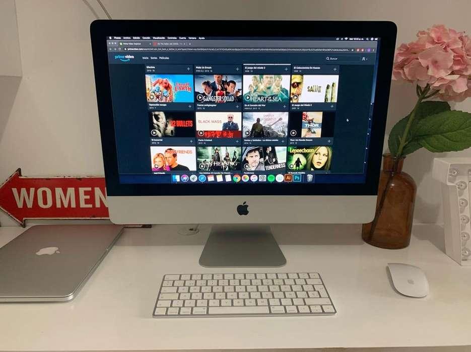 iMac Casi Nuevo de 21.5-Inch, 2017