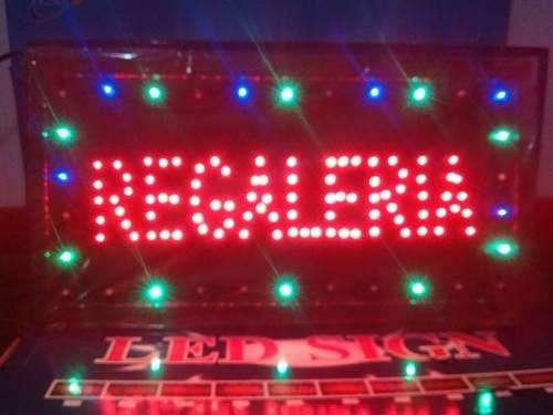 Cartel LED REGALERIA