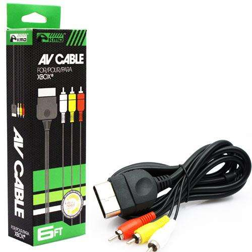 xbox cable video xbox clasico domicilio gratis 3213324218